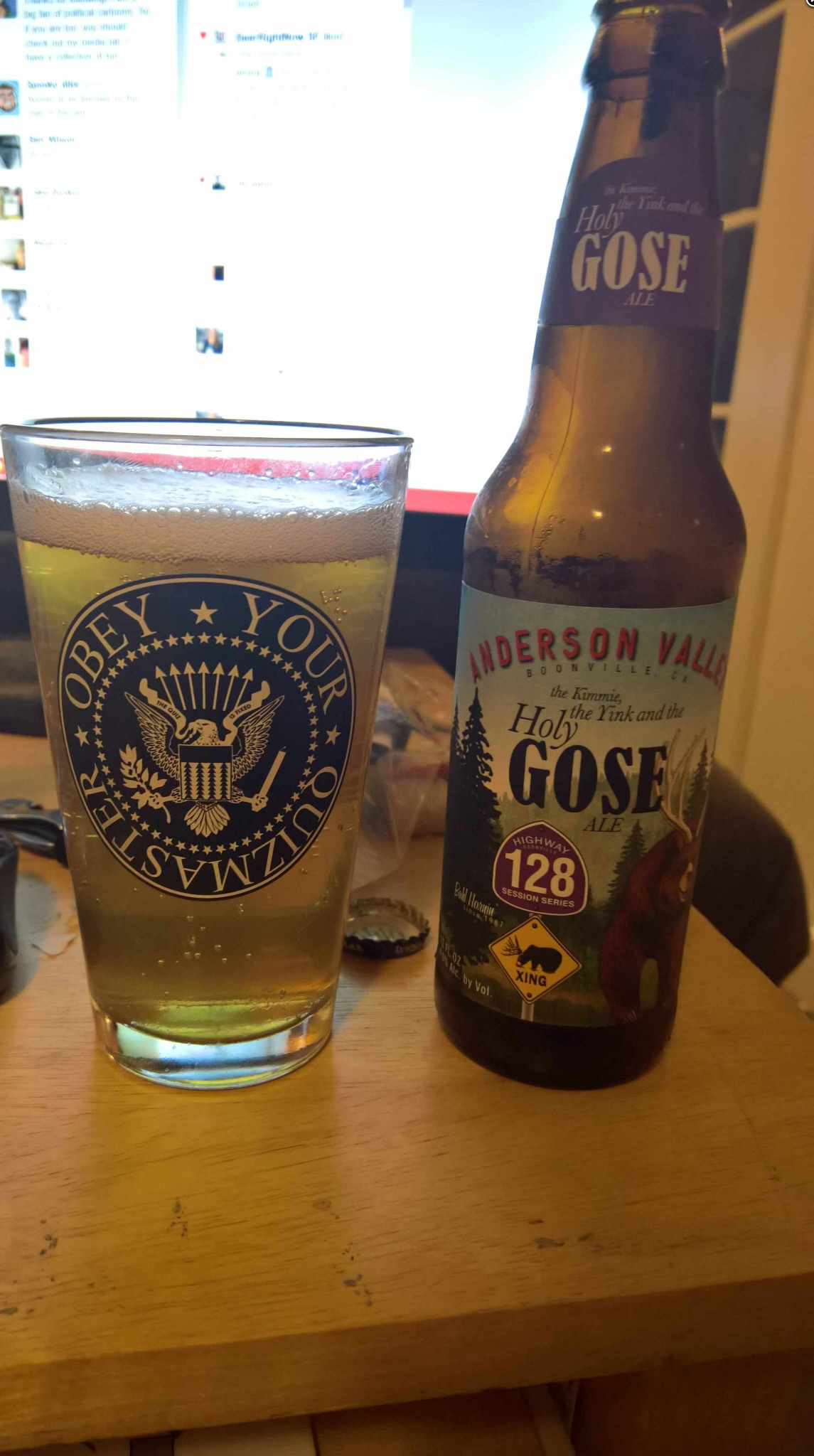 Anderson Valley's Gose Series!